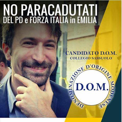 vota candidati Dom